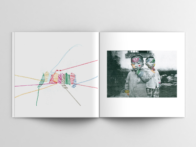 Small image Identity: Artbook project